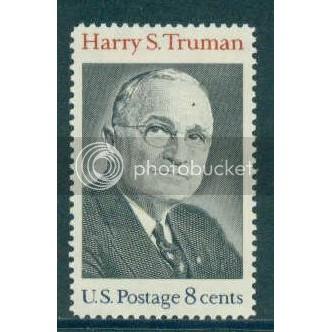 1499 8c Truman Fine MNH Plt/4 UL 34154 Plt15588