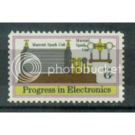 1500 6c Electronics Fine MNH