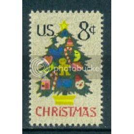 1508 8c Christmas Fine MNH Plt/12 LR 34327-32 PltL11887