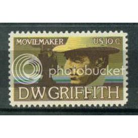 1555 10c Griffith Fine MNH Plt/4 UL 36065 Plt1190