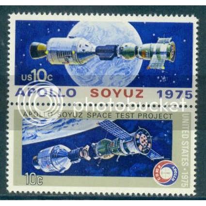 1569-1570 10c Apollo-Soyuz MNH Sht/24 LR 36303-08 Sht501-1