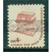 1585 4c Books Fine MNH Plt/4 LR 38283 Plt1249