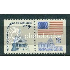 1590-1623 9c/13c Capitol Fine MNH Dry Gum BPS