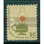1611 $2 Kerosene Lamp Fine MNH Plt/4 LL 38900 Plt1278