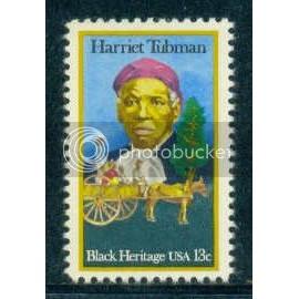 1744 13c Tubman Fine MNH Plt/12 LL 38300-05 PltL5297