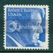 1770 15c Kennedy Fine MNH Plt/4 LL 38917 Plt1636