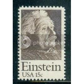 1774 15c Plt0instein Fine MNH Plt/4 LL 38967 Plt1641