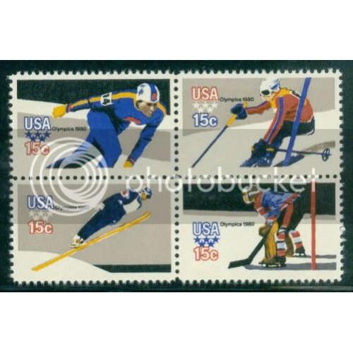 1795-1798 15c Olympics Fine MNH Plt/12 UR 39204-09 PltL5362