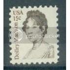1822 15c Madison Fine MNH
