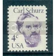 1847 4c Schurz Fine MNH Dry Gum Plt/4 UL 1 Plt09072