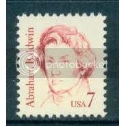 1850 7c Baldwin Fine MNH Dry Gum