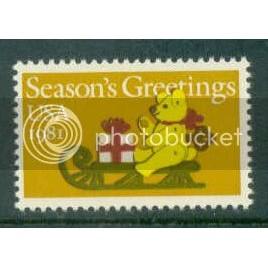 1940 20c Christmas Fine MNH Plt/4 UL 22222 Plt10639