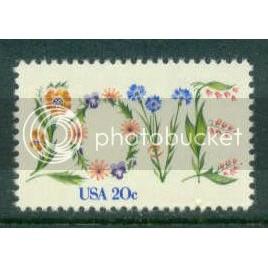 1951 20c Love Fine MNH 11x11 Plt/4 UR 11111 Plt06823