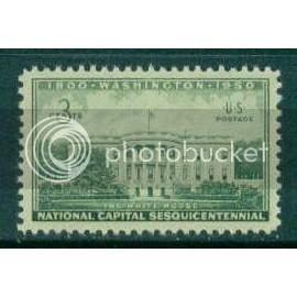 990 3c White House Fine MNH Plt/4 LR 24211 Plt07925
