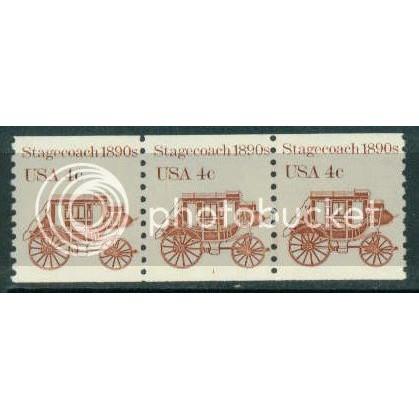 1898A Fine MNH Dry Gum PNC 1/3 A02049