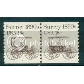 1907 Fine MNH Dry Gum CNP Left 2 A02166