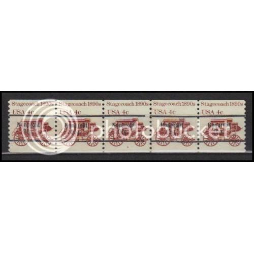 1898Ab Very Fine MNH Dry Gum PNC 6/5 Line Gap AA0086