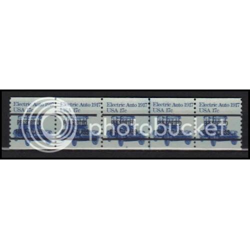 1906a Fine MNH Dry Gum PNC 3A/5 Gap 1L AA0168