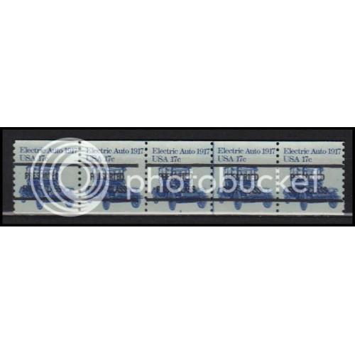 1906a Fine MNH Dry Gum PNC 3A/5 Gap 1L AA0169