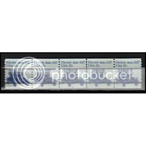 1906a Very Fine MNH Dry Gum PNC 4A/5 Gap 1L AA0221