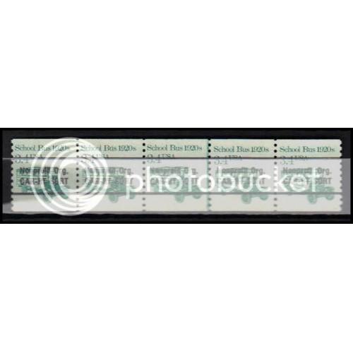 2123a Fine MNH Dry Gum PNC 1/5 AA0241