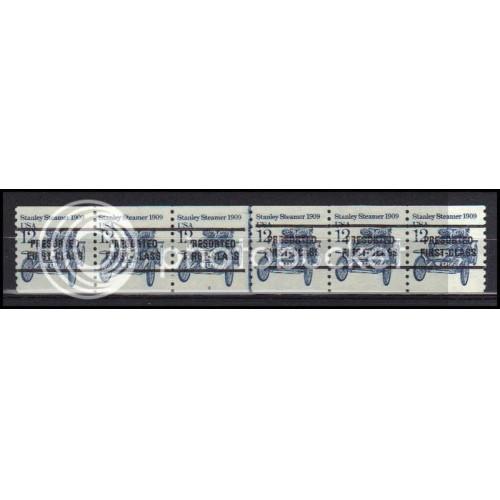 2132a Fine MNH Dry Gum PNC 2/6 Line Gap AAL0529