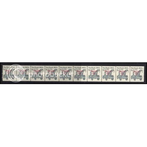 2129a Fine MNH Dry Gum PNC 1/9+1 AAL0734