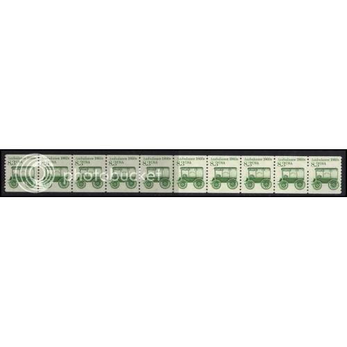 2128 Fine MNH Dry Gum PNC 1/10 AAL0778