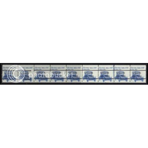 1906a Fine MNH Dry Gum PNC 3A/9 Gap 5L AAL0811