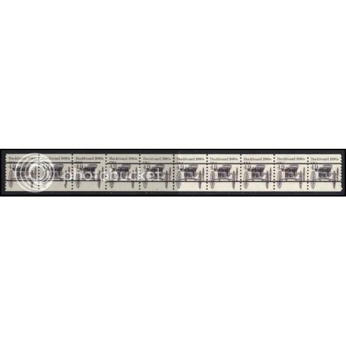2124a Very Fine MNH Dry Gum PNC 4/10 Gap 2L AAL1045