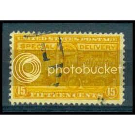 E16 Used Fine D00846