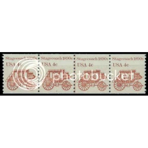 1898A Very Fine MNH Dry Gum PNC 2/4 G0102