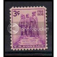837 Fine MNH K1676