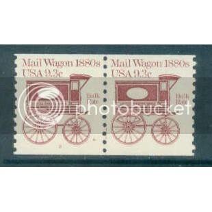 1903 Very Fine MNH Dry Gum CNP Left 2 P0093
