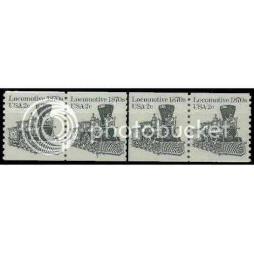 1897A Very Fine MNH Dry Gum PNC 3/4 P0271
