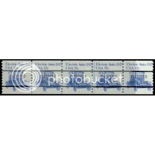 1906a Fine MNH Dry Gum PNC 3A/5 P0317