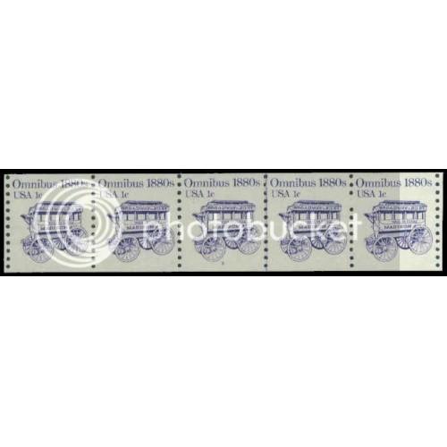 1897 Very Fine MNH Dry Gum PNC 5/5 P0427