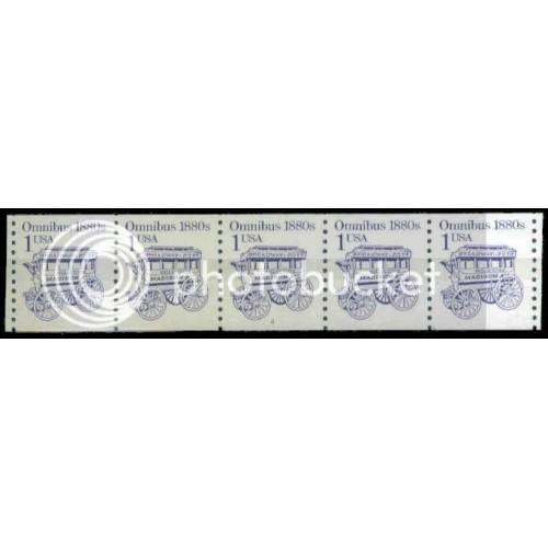 2225b Very Fine MNH Dry Gum PNC 2/5 P0684