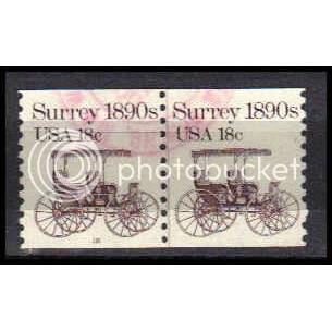 1907 Used Fine CNP Left 18 PP0539