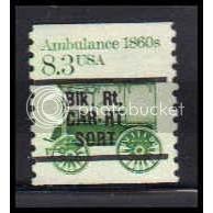 2231 Very Fine MNH Dry Gum Gap Single RS PP6035
