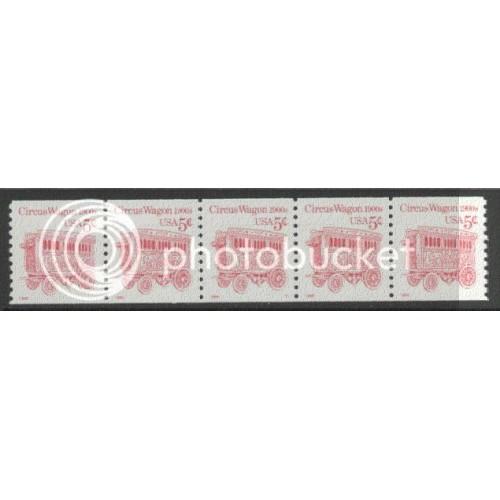 2452D Fine MNH PNC LGG S1/5 R0953