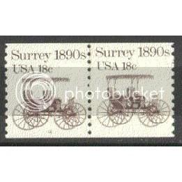 1907 Fine MNH Dry Gum CNP Left 12 V0751