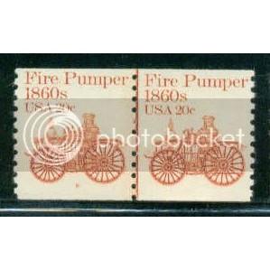 1908 Fine MNH Dry Gum CNP Left 5 W0254