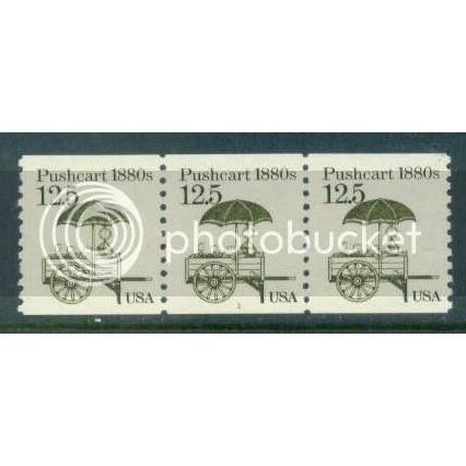 2133 Fine MNH Dry Gum PNC 1/3 W0395