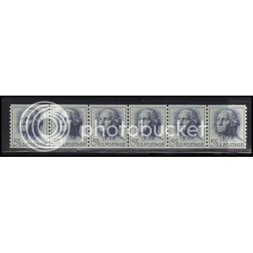 1229 Very Fine MNH CL Strip of 6 WD1899