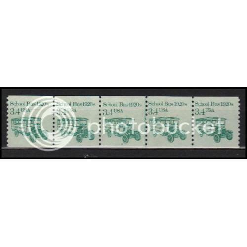 2123 Fine MNH Dry Gum PNC 2/5 X0046