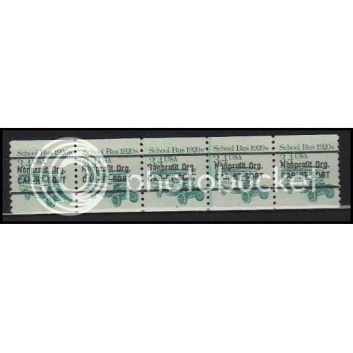 2123a Fine MNH Dry Gum PNC 2/5 X0141