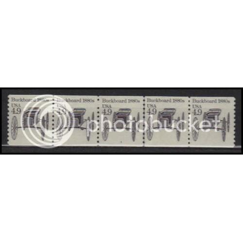 2124 Very Fine MNH Dry Gum PNC 3/5 X0218