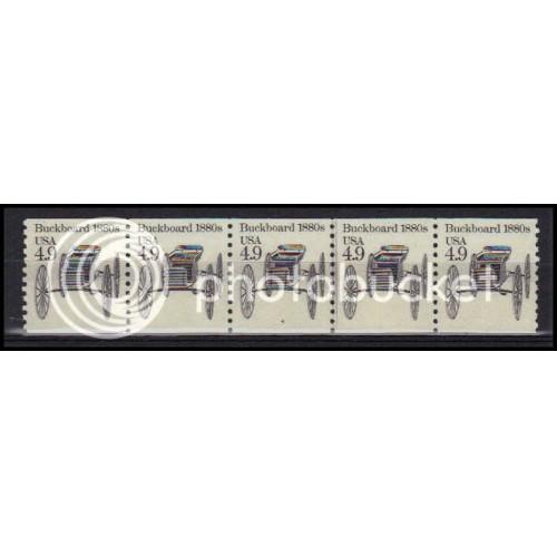 2124 Very Fine MNH Dry Gum PNC 4/5 X0281