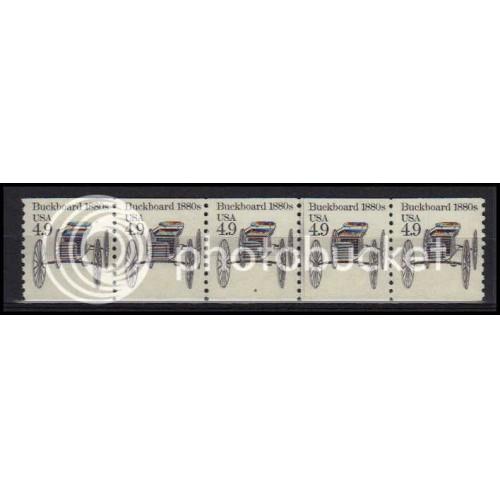 2124 Fine MNH Dry Gum PNC 4/5 X0282